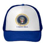 Gorra de Bill Clinton: I Srta. Bill: Sello preside