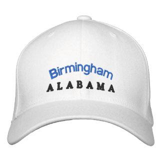 Gorra de Birmingham, ALABAMA Gorro Bordado