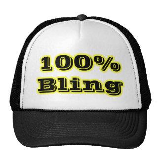 Gorra de Bling