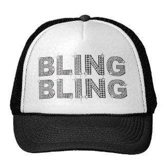 Gorra de Bling Bling