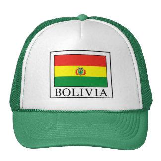 Gorra de Bolivia