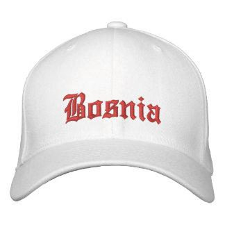 Gorra de Bosnia Gorra De Beisbol Bordada