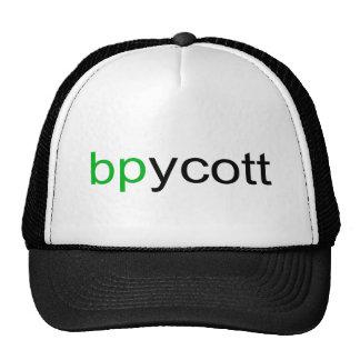 Gorra de BP del boicoteo