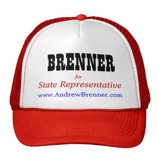 Gorra de Brenner