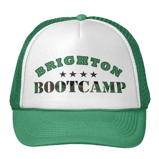 Gorra de Brighton Bootcamp