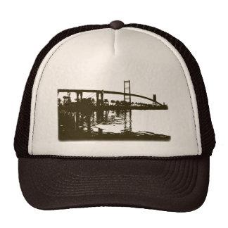Gorra de Brown del puente de Vincent Thomas