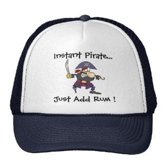 Gorra de Bucanero del pirata