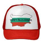 Gorra de Bulgaria del equipo