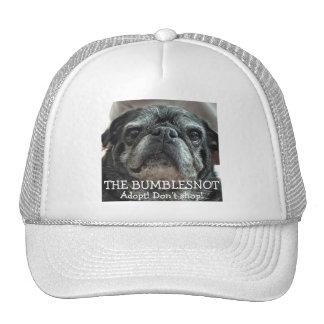 Gorra de Bumblesnot: ¡Adopte! ¡No haga compras!