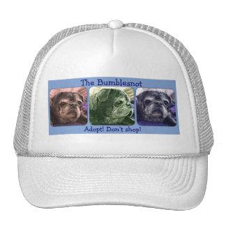 Gorra de Bumblesnot: Coloréeme manosean