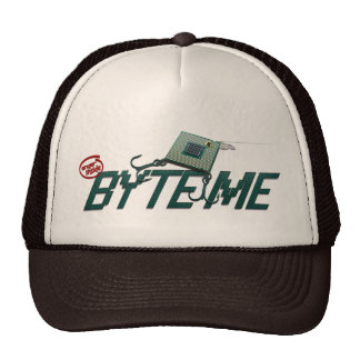 Gorra de Byte'Me - versión 4,0