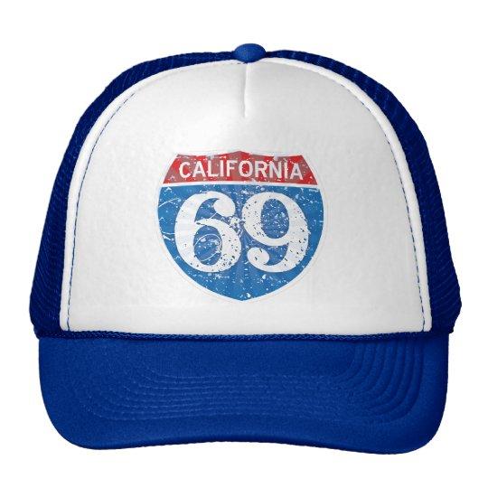 Gorra de California 69