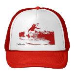 Gorra de California de la resaca