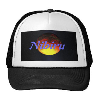 Gorra de camioniero Nibiru