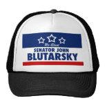 Gorra de campaña de Blutarsky