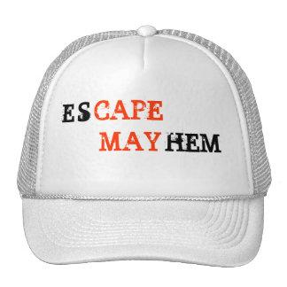 gorra de Cape May de la mutilación del escape