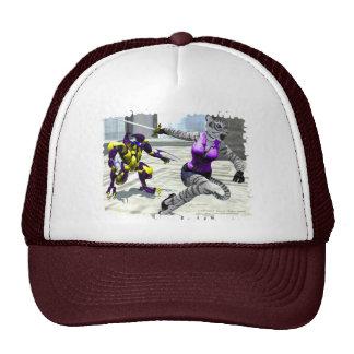 Gorra de carga de la tigresa
