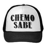 Gorra de Chemo Sabe