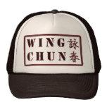 Gorra de Chun del ala