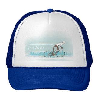 Gorra de ciclo del diseño