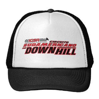 Gorra de Circuito Sudamericano de Downhill Trucker