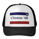 Gorra de Clinton 08