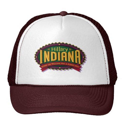Gorra de Clinton Indiana