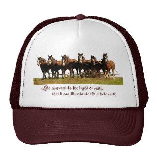 Gorra de Clydesdales