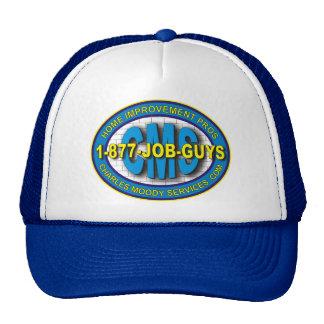 Gorra de CMS
