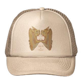 Gorra de color caqui de los gatos célticos