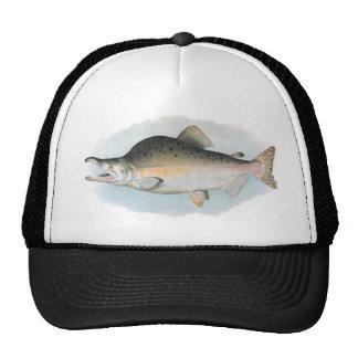 Gorra de color salmón de la pesca del Humpback