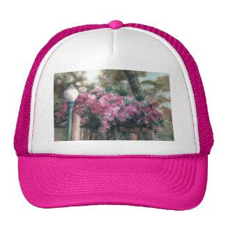 Gorra de conexión en cascada de las flores