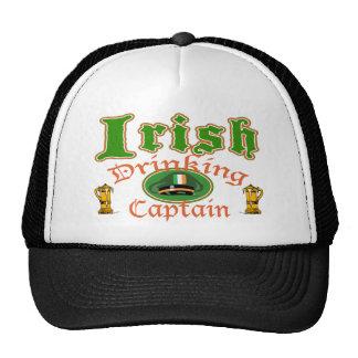 Gorra de consumición irlandés de Cptn