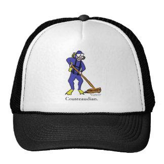 Gorra de Cousteaudian