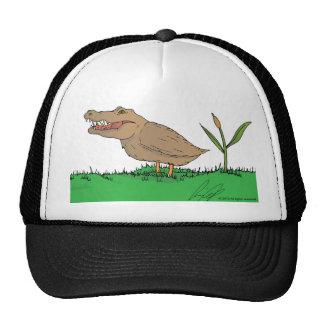 ¡Gorra de Crocoduck en color!