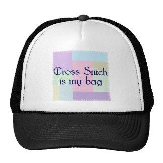 Gorra de Crosstitch