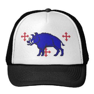 Gorra de Crowley