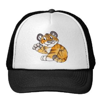 Gorra de Cub de tigre que agita