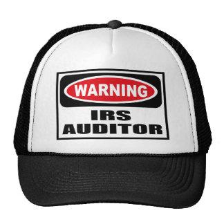 Gorra de cuidado del INTERVENTOR del IRS