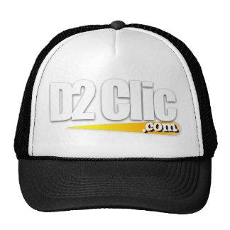 ¡gorra de D2Clic.com! Gorro