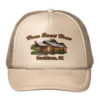 Gorra de Davidson SK - cabina acogedora