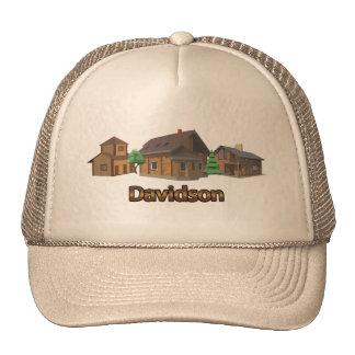 Gorra de Davidson SK - vecindad amistosa