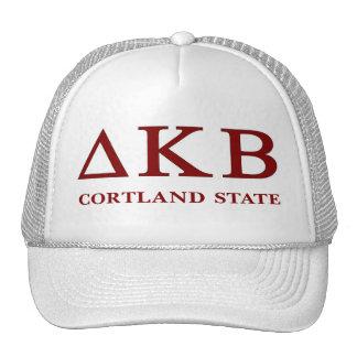 Gorra de DKB Cortland
