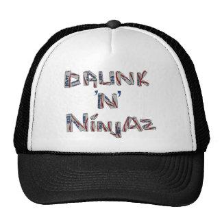 Gorra de Drunk n Ninjaz