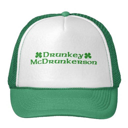 Gorra de Drunky McDrunkerson
