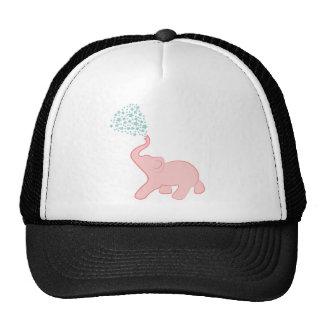 Gorra de ducha de la estrella del elefante del beb