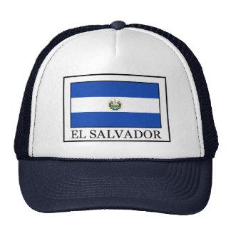 Gorra de El Salvador