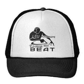 Gorra de encargo de DJ - elija el color