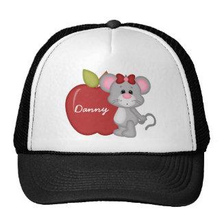 Gorra de encargo de la escuela del ratón