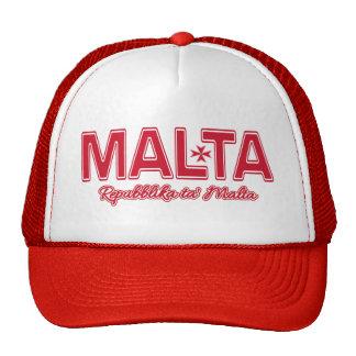 Gorra de encargo de MALTA - elija el color